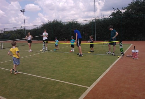 Easter Holidays Court Availability