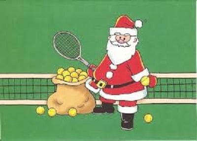 Reminder – Social Tennis – Saturday  (28th December), 10.30am